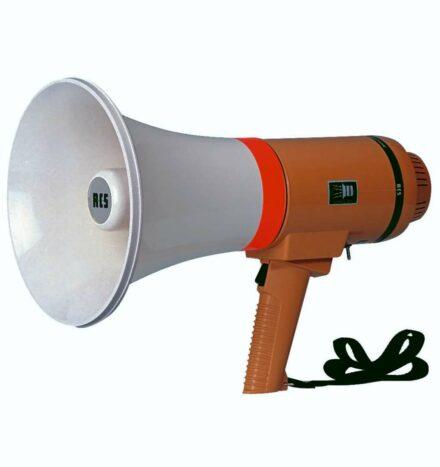 Handmegaphon HM - 025 S mit Sirenensignal.