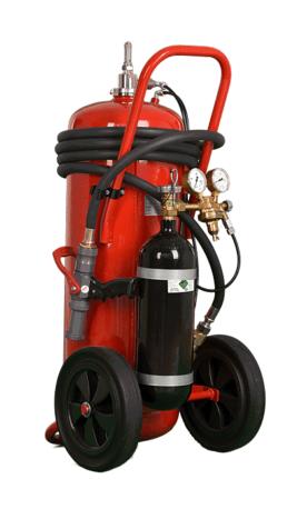 Druckluftschaumgerät fahrbar NEU S50P-CAFS