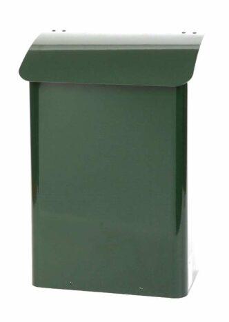 Briefkasten feuerfest 29cm grün