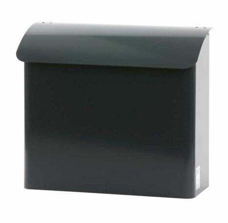 Briefkasten feuerfest 41 cm anthrazit
