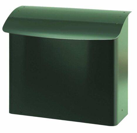 Briefkasten feuerfest 41 cm grün