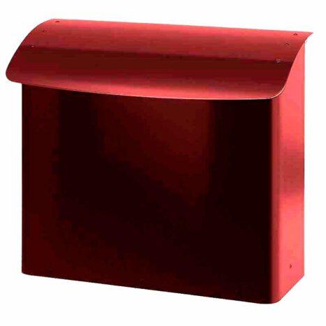 Briefkasten feuerfest 41cm rot