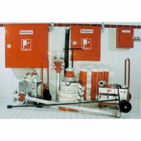 Feuerlösch- Schlauchanschlusseinrichtungen