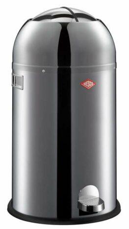 Abfallbehälter 33 Liter edelstahl